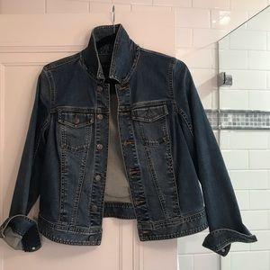 Talbots Jeans Jacket, NWOT, size S